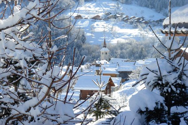 Chalet Madeleine, Catered Ski Chalet Meribel