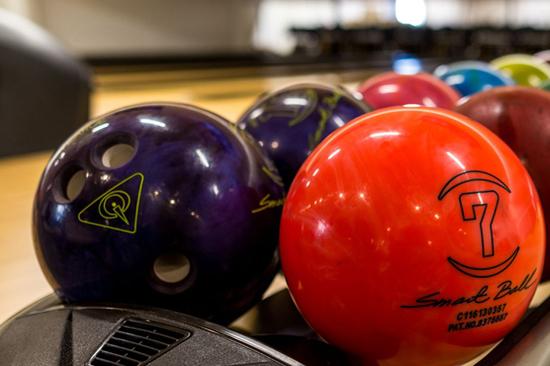 Meribel Activities 10 Pin Bowling