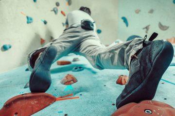 Meribel Activities Indoor Climbing Wall