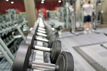 Meribel Activities Fitness Area