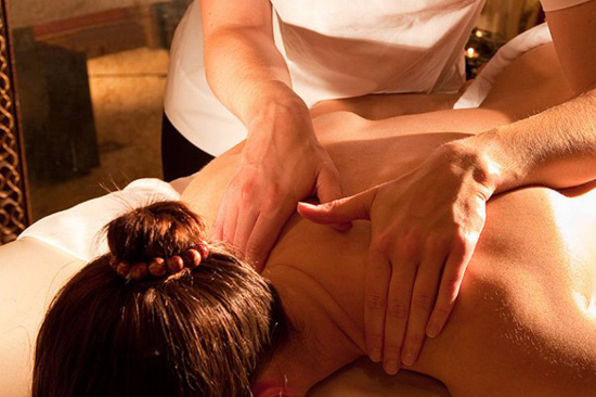 Meribel Activities Massage