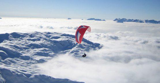 Meribel Activities Paragliding