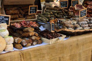 Meribel Activities Weekly Market
