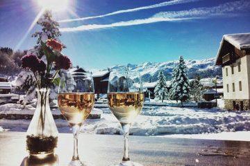 Meribel Apres Ski - La Terrasse