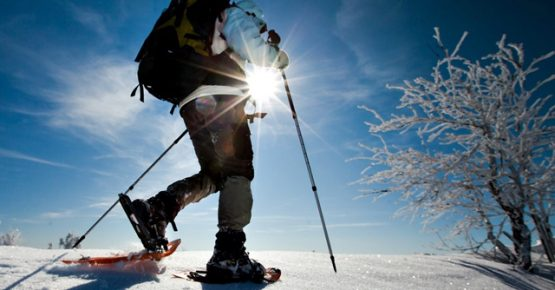 Meribel Snowshoeing