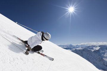 Skiing Holidays Meribel- Advanced Skier