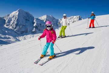 Meribel Ski Resort -Beginner Skier